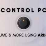 DIY Control PC Volume Photoshop Lightroom Premiere Pro Using Arduino Encoder Volume knob 1 150x150 - DIY Control PC Volume, Photoshop, Lightroom, Premiere Pro & more using Arduino and Rotary Encoder [Volume knob]